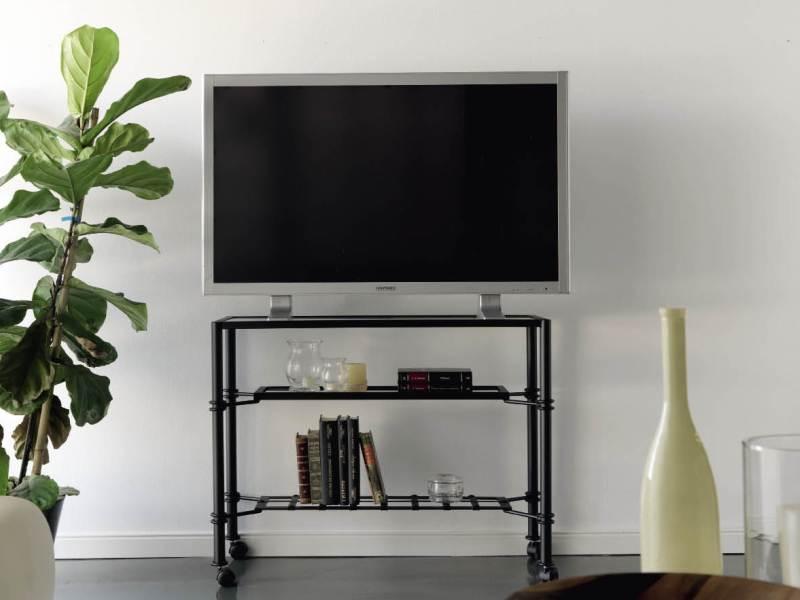 meuble tv marsella en fer forg haut de gamme meuble de salon lotusa. Black Bedroom Furniture Sets. Home Design Ideas
