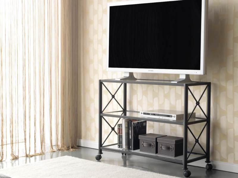 meuble tv paris en fer forg haut de gamme meuble de salon lotusa. Black Bedroom Furniture Sets. Home Design Ideas