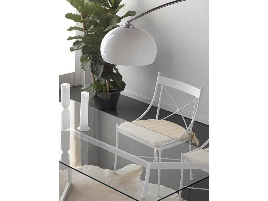 chaise paris en fer forg haut de gamme meuble de salle manger lotusa. Black Bedroom Furniture Sets. Home Design Ideas