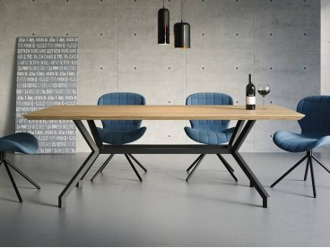 Table de repas Gerbera