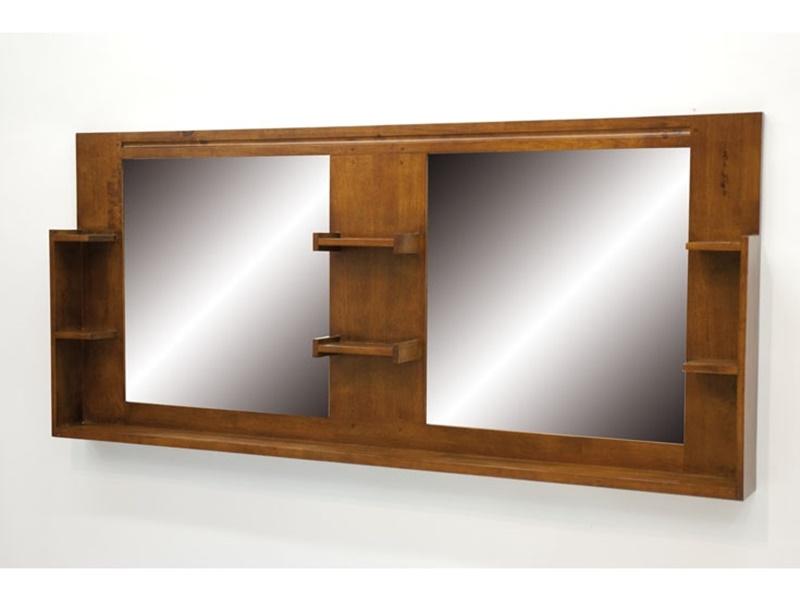 Miroir de salle de bain ocania en hva massif de qualit de for Miroir brut vente