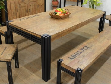 Table de repas Industria 2