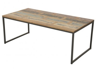 Table basse Factory 2