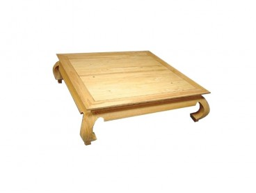 Table basse Colonial