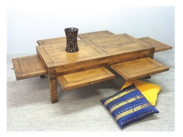 Table basse Colonial 3
