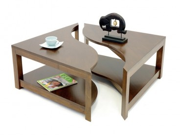Table basse carrée Sinja