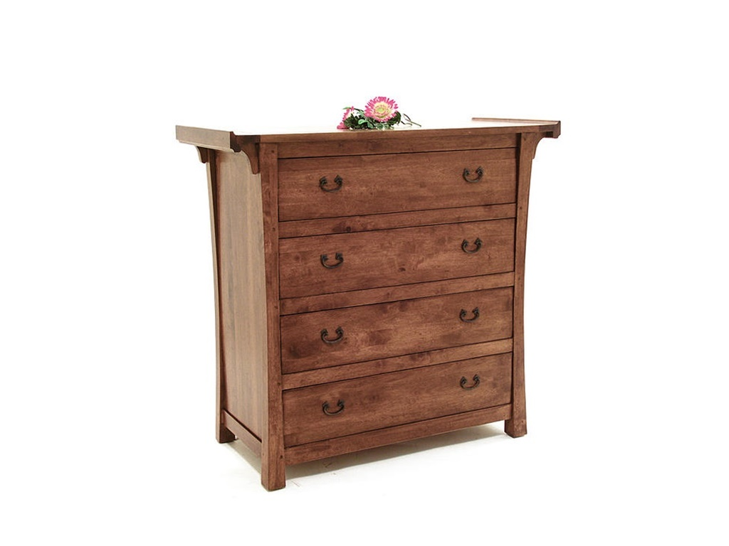 commode yala3 en hva massif meuble en bois massif pour la chambre lotusa. Black Bedroom Furniture Sets. Home Design Ideas
