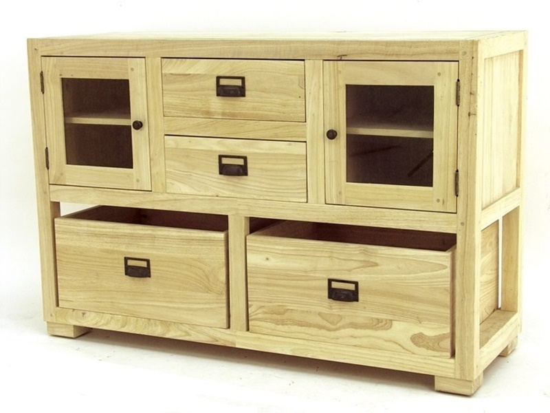 console rayong3 en hva massif de qualit meuble en bois. Black Bedroom Furniture Sets. Home Design Ideas