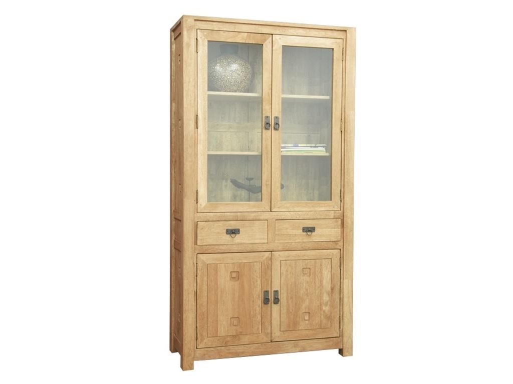 vaisselier en hva pattani2 de qualit de thalande meuble de salle manger lotusa. Black Bedroom Furniture Sets. Home Design Ideas