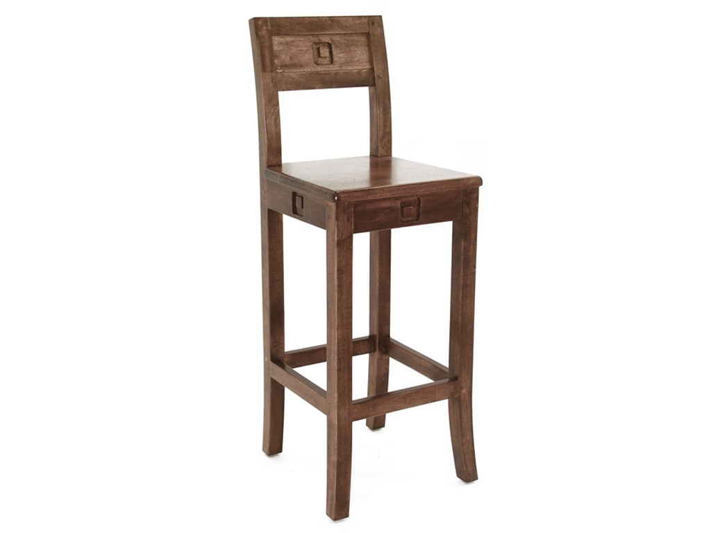 chaise de bar en hva pattani de qualit de thalande lotusa. Black Bedroom Furniture Sets. Home Design Ideas