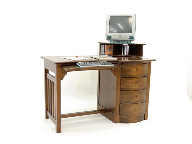 Bureau sinja3 en hva massif de qualit meuble en bois for Bureau bois massif occasion