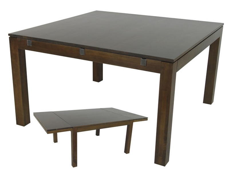 Table carre en hva bangkok2 de qualit de thalande meuble for Table de sejour carree