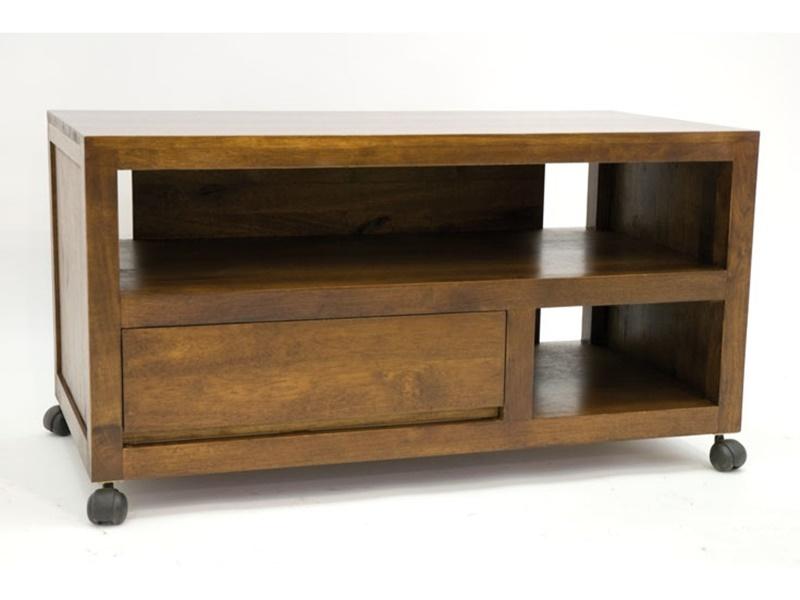 Meuble tiroir salledebain for Meuble tv solde