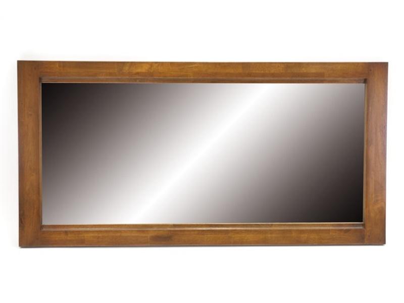 Miroir tak en hva massif de qualit meuble en bois massif for Miroir bois 50 x 70