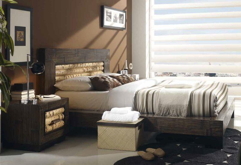lit mambo cola en bambou haut de gamme meuble pour la chambre lotusa. Black Bedroom Furniture Sets. Home Design Ideas