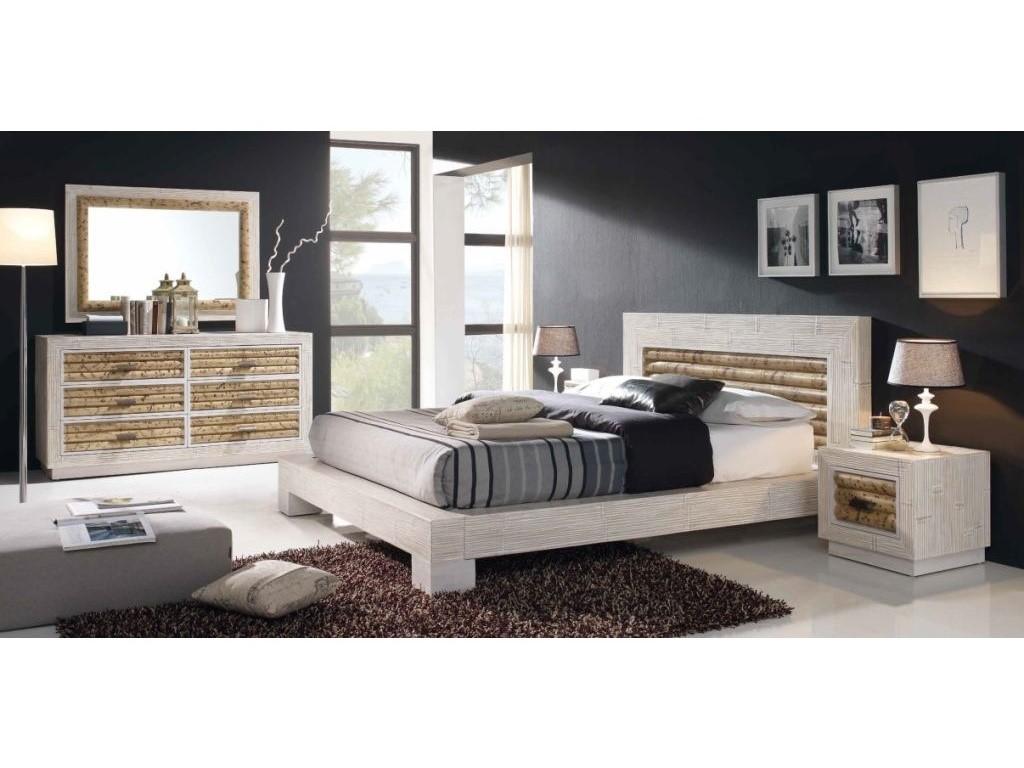 lit mambo coco en bambou haut de gamme meuble pour la. Black Bedroom Furniture Sets. Home Design Ideas