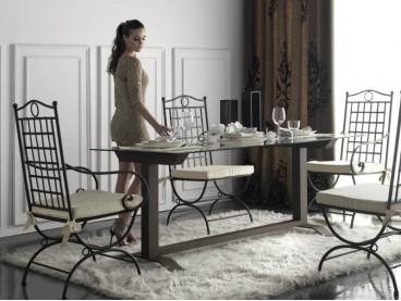 Table de repas Victoria