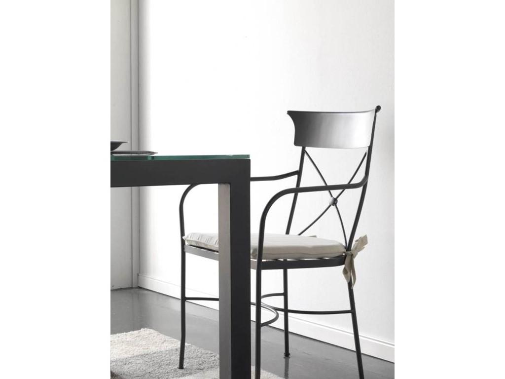 Table de repas florencia en fer forg haut de gamme meuble for Meuble salle a manger fer forge