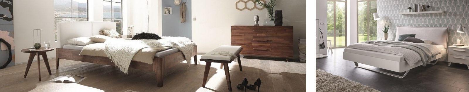 HASENA : GAMME FINE LINE. Meubles pour votre chambre en bois massif.