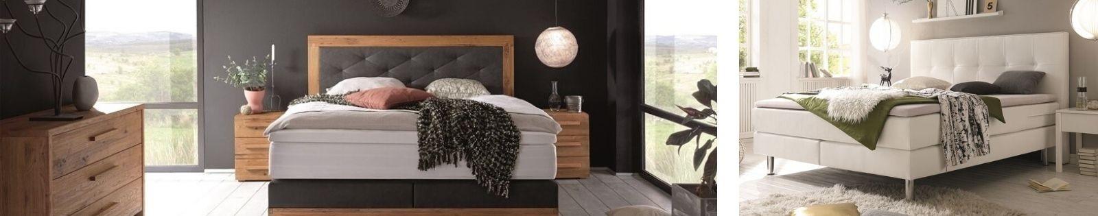 HASENA : GAMME BOXSPRING. Meubles pour votre chambre en bois massif.