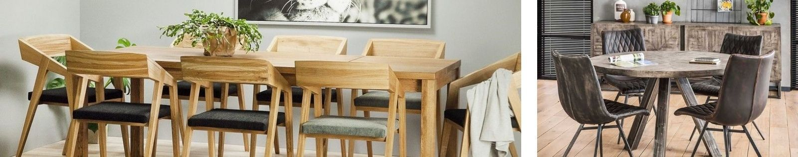 Meubles de salle à manger bois massif : chêne,hévéa,acacia,teck,bambou