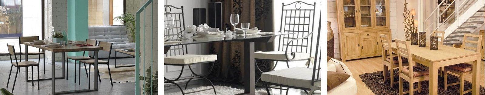 Chaise bois massif : acacia, chêne, hévéa, teck et exotique en bambou, rotin et fer forgé. Lotuséa