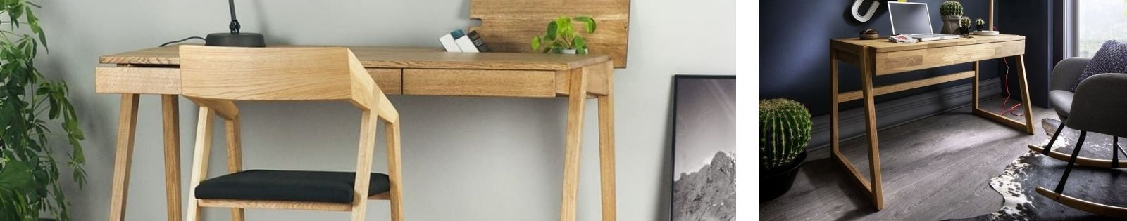 Bureau en bois massif : hévéa, teck et exotique en bambou, rotin. Meubles de qualité. Lotuséa