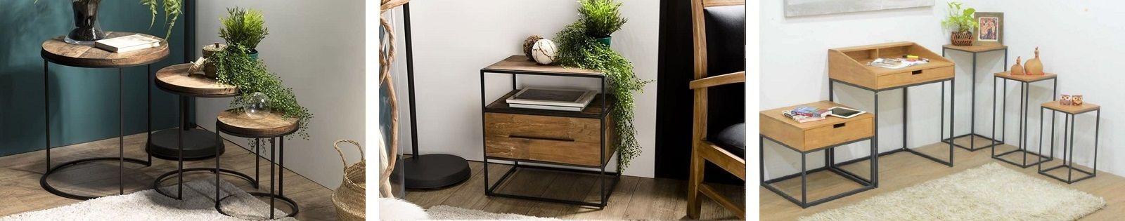 Sellette : meubles de qualité en bois massif. Haut de gamme. Lotuséa
