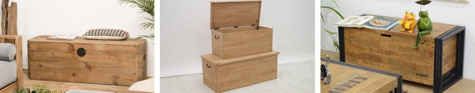 Coffre : meubles de très bonne qualité. Haut de gamme. Lotuséa