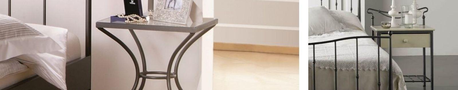 Chevet en Fer Forgé : Haut de gamme de fabrication artisanale.